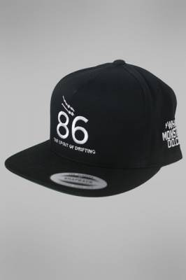 Brand Merchandise - Apparel - What Monsters Do - What Monsters Do 86 Spirit of Drifting Snapback Hat