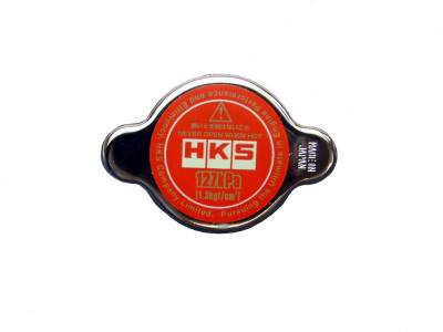 HKS - HKS D1 Limited Edition Radiator Cap