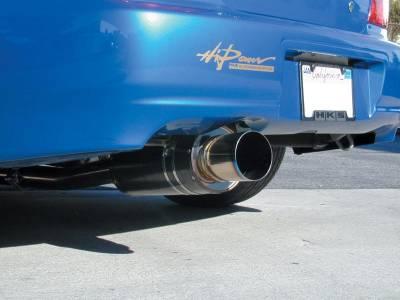 HKS - HKS Carbon-Ti Exhaust - Image 3