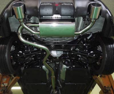 HKS - HKS Legamax Premium Exhaust Catback System - Image 2