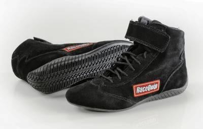 Race Gear - Shoes - RaceQuip - Racequip SFI Race Shoe Black