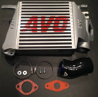 Cooling - Intercoolers - AVO Turboworld - AVO Turboworld Top Mount Intercooler