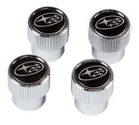 Wheels - Center & Valve Stem Caps - Subaru - OEM Subaru Valve Stem Caps