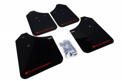 Aero - Rally Armor - RallyArmor - Rally Armor 02-07 Impreza / WRX / STi UR Rally Mud flap Red logo