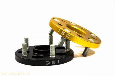 ISC Suspension - ISC Suspension 5x100 to 5x114.3 Wheel Adapter 25mm