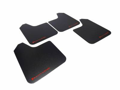 RallyArmor - Rally Armor 02-07 Basic Impreza Mud flap Red logo