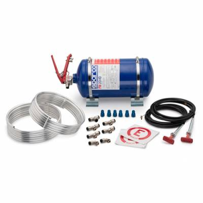RACING EQUIPMENT - Rally Equipment - Sparco - Sparco Fire Extinguisher / Suppression System
