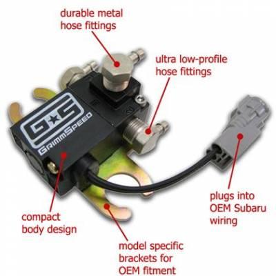 GrimmSpeed - GrimmSpeed Boost Control Solenoid - Image 3