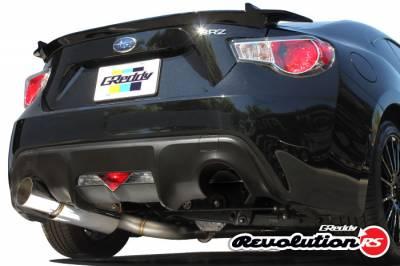 GReddy - GReddy Revolution RS Exhaust - Image 2