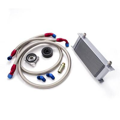 Cooling - Oil Coolers - AVO Turboworld - AVO Oil Cooler Kit