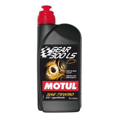 MAINTENANCE - Motul - Motul 1L Transmission GEAR 300 LS 75W90
