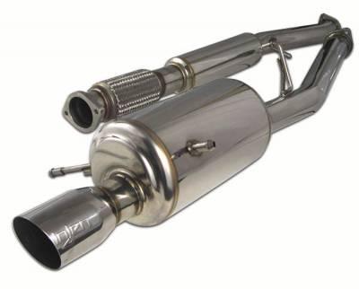 Injen - Injen Catback Exhaust System