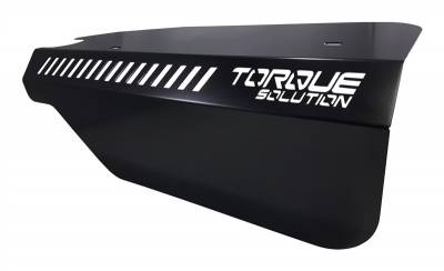 INTERIOR - Torque Solution - Torque Solution Engine Pulley Cover