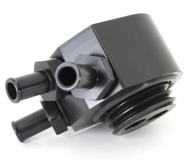 GrimmSpeed - GrimmSpeed Black Air Oil Separator - Image 3