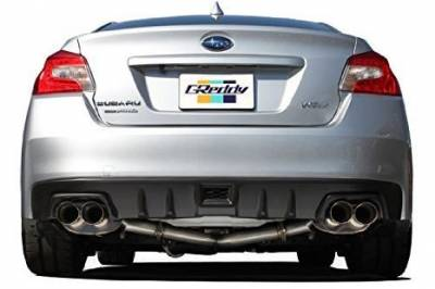 GReddy - GReddy Supreme SP Exhaust - Image 1