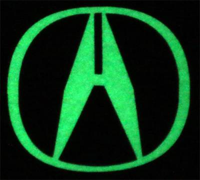 Avery - Acura Emblem Decal - Image 2