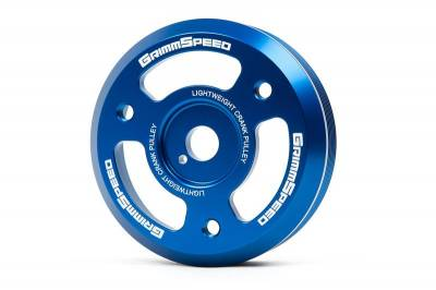 GrimmSpeed - GrimmSpeed Lightweight Crank Pulley - Image 3
