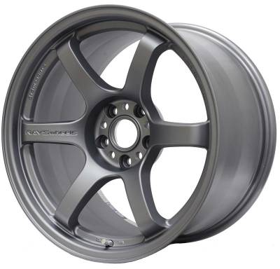 Grams Light - Gram Lights 57DR 17X9.0 +22 5-114.3 GUNBLUE