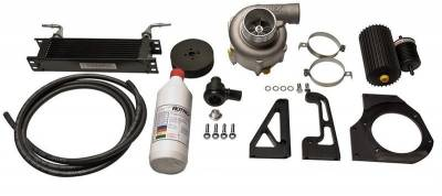 Forced Induction - Superchargers - KraftWerks Honda K-Series Race Supercharger Kit