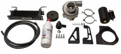 KraftWerks Honda K-Series Race Supercharger Kit - Image 1