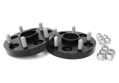 Wheels - Wheel Spacers - Perrin Performance -  Perrin Subaru 5x114.3 20mm Wheel Spacers (One Pair)