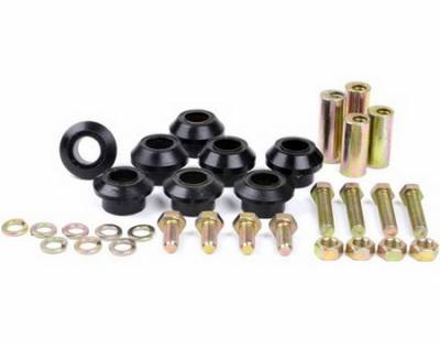 Suspension Components - Camber Kits - Whiteline - Whiteline Rear Camber Adjustment Bushings