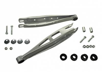 Suspension Components - Control & Trailing Arms - Whiteline - Whiteline Adjustable Lower Control Arms Rear