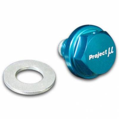 Project Mu - Project Mu 20 x 1.50 Magnetic Drain Bolt