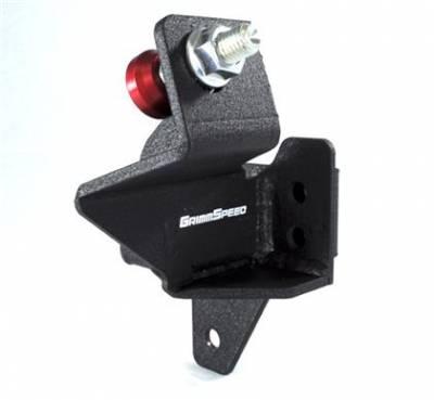 Drivetrain & Transmission - Transmission Bracing & Mounts - GrimmSpeed - GrimmSpeed Master Cylinder Brace