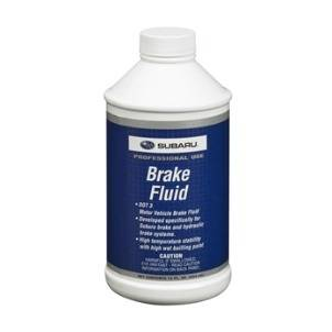 Fluids - Brake Fluids - Subaru - Subaru OEM DOT3 Brake Fluid (1 pint)