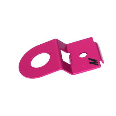 Engine Dress Up - Radiator Caps & Stays - Mishimoto - Mishimoto Aluminum Radiator Stay (Anodized Pink)