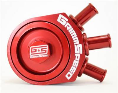 GrimmSpeed - GrimmSpeed Air Oil Separator - Image 6