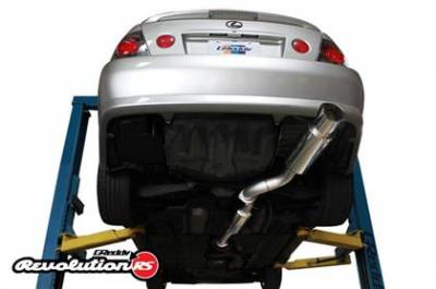 GReddy - GReddy RS Cat Back Exhaust - Image 2