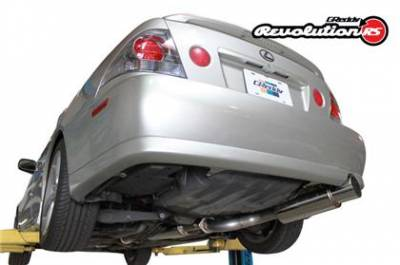 GReddy - GReddy RS Cat Back Exhaust - Image 4