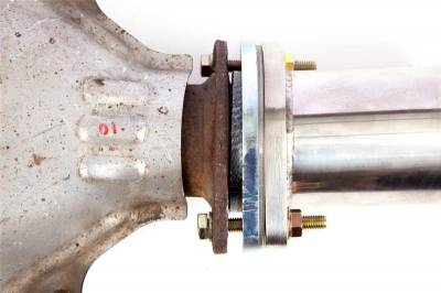 GrimmSpeed - GrimmSpeed OEM Downpipe to 3in Cat Back Adapter - Image 3