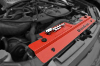GrimmSpeed - GrimmSpeed Radiator Shroud Red - Image 4