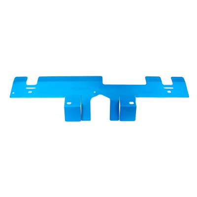 INTERIOR - Engine Dress Up - Cusco - Cusco Radiator Cooling Plate Blue