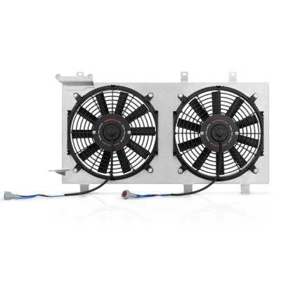 Cooling - Cooling Accessories - Mishimoto - Mishimoto Aluminum Fan Shroud Kit