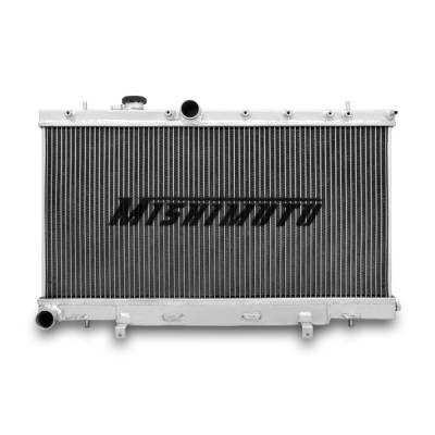 Cooling - Radiators - Mishimoto - Mishimoto Performance Aluminum Radiator X-Line Manual Transmission