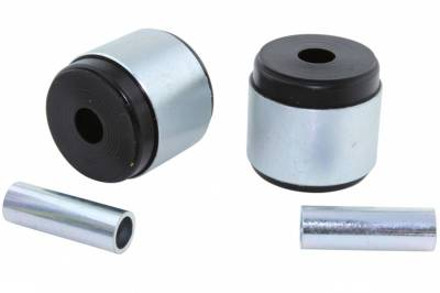 Drivetrain & Transmission - Transmission & Differential Bushings - Whiteline - Whiteline Diff Support Outrigger Bushings