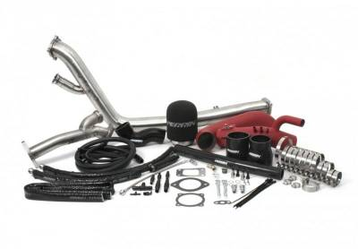 Forced Induction - Turbos - Perrin Performance - Perrin Rotated Turbo Kit Hard Parts