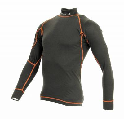 Race Gear - Racing Suits - Oreca - Oreca Pro Long Sleeve Top Black