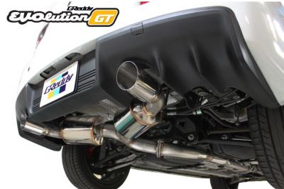GReddy - GReddy EVOlution GT Catback Exhaust - Image 3