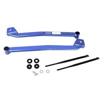 Suspension Components - Chassis Bracing - Cusco - Cusco Lower Floor Rear Side Power Brace