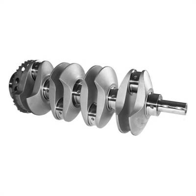 Engine Components - Stroker Kits - Manley Performance - Manley Performance Turbo Tuff Series Billet Stroker Crankshaft 94mm