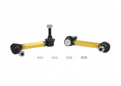 Whiteline Adjustable Ball Socket Endlinks Rear