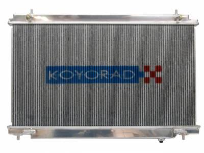 Cooling - Radiators - Koyorad - Koyo Aluminum Racing Radiator