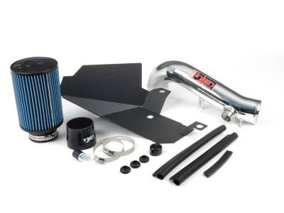 Injen - Injen Polished Short Ram Intake w/ MR Tech and Heat Shield