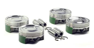 Engine Components - Pistons - Cosworth - Cosworth High Performance Forged Piston Set 85.5mm 8.8:1