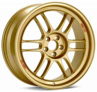 Enkei - Enkei Gold RPF1 17x8 5x100 +45mm